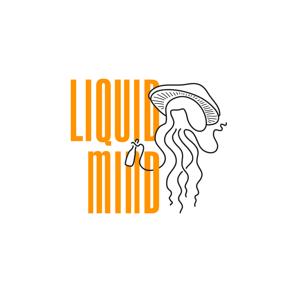 Liquid Minds Logotipo Projektas